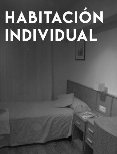 Habitación individual en León